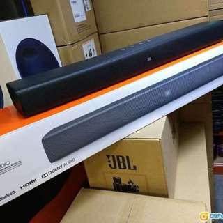 100%全新JBL Bar Studio Sound Bar電視喇叭