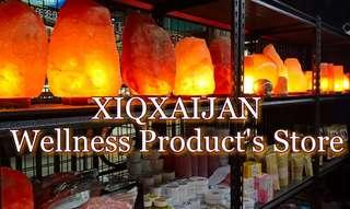 Himalayan salt products