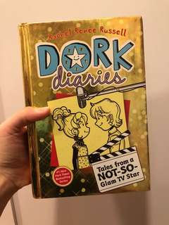 dork diaries - tales from a not so glam tv star (hardcover)