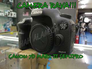 CANON 7D MARK II DSLR BODY