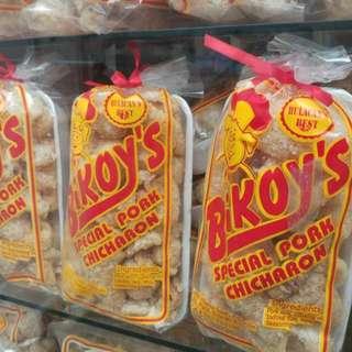 Bikoy's Special Chicharon