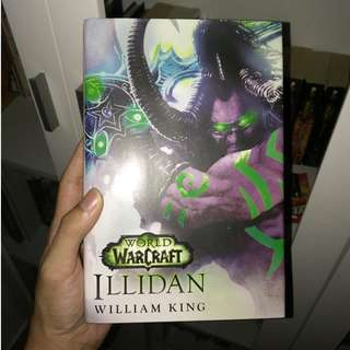 World of Warcraft: Illidan by William King