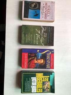 Classic books (bundle)