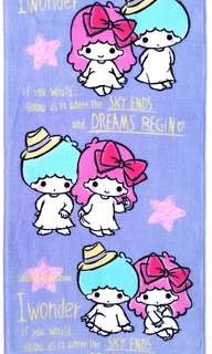 Little twin star towel