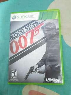 Xbox 360 007 blood stone