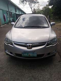 Honda Civic 1.8s 2009 model