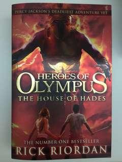 Heroes Of Olympus - House of Hades