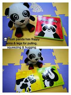 LAMAZE Panda's Pal Set