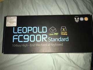 LEOPOLD FC900R (黑軸)