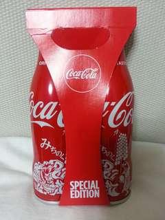 可口可樂 日本東北地區限定 青森睡魔祭、秋田竿燈祭、盛岡三颯舞祭 Coca Cola Special Edition
