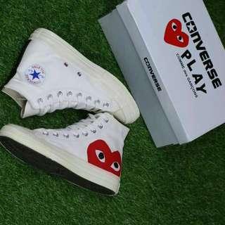 Sepatu Converse CDG