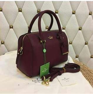 Authentic Kate Spade Doctor Bag
