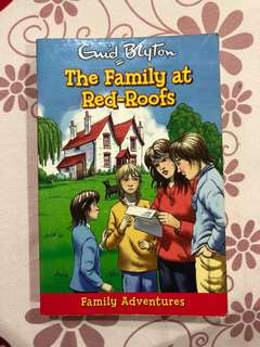 Enid Blyton - The Family at Red-Roofs