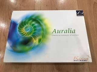 Sibelius Auralia Rising software