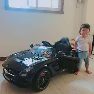 賓士 寶寶 遙控車 超跑 電動玩具車