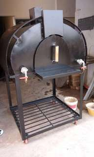 Conventional Pizza Oven