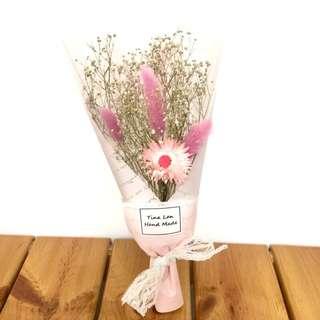 🚚 乾燥花束 情人節花束 畢業花束 生日禮物 求婚花束 捧花