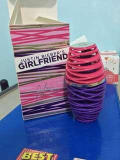 AUTHENTIC - Justin Bieber Girlfriend Perfume