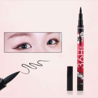PO waterproof eyeliner