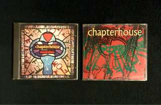 Shoegazing/Alt Rock CD Bundle - Chapterhouse