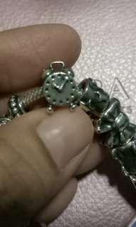 Pandora Clock charm (authentic)