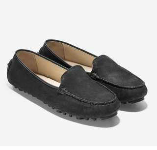 Cole Haan Black Loafers (almost new)