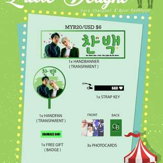 🎪 FALLING FOR YOU 🎪 Little Delight✨Dreamy Dance  Special fansupport for Chanbaek & Sekai