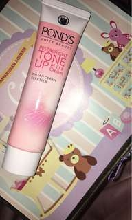instabright tone up milk cream