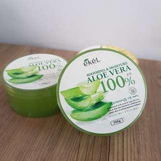 Ekel aloe vera gel B1 G1 for only 400