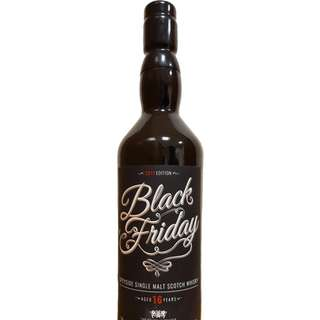 Black Friday 16yr Single Malt Scotch Whisky The Whisky Exchange Exclusive Glenfarclas 威士忌