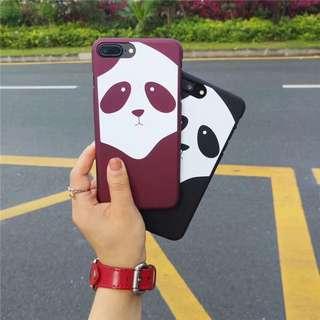 Panda Snap On Case