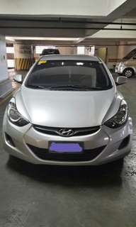 Hyundai Elantra 2013 Model, Silver, 1.6GL Manual Transmission, 41T Kms, 1st owner, CASA maintained. 2018 Registered with Comprehensive Insurance (w/ AOG). Ready for viewing Pasig/BGC Area.
