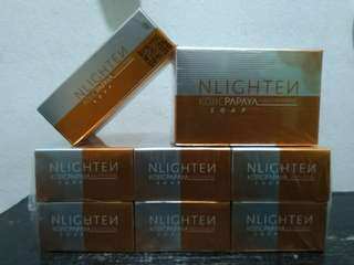 NLIGHTEN KOJIC PAPAYA WITH GLUTATHIONE