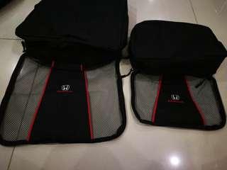 Honda bags