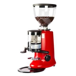 HeyCafe Coffee Grinder Dose with Flat Blades 64mm HC-600