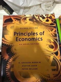 🚚 經濟學原文書