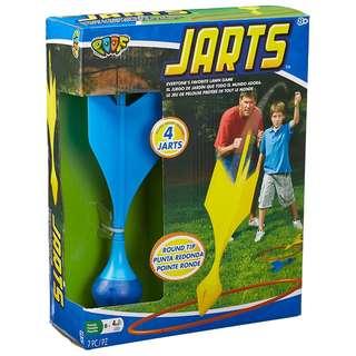 PRE-ORDER: POOF Outdoor Games Jarts Lawn Darts