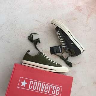 【兩件包郵】余文樂主理品牌 MADNESS x Converse Chuck Taylor 1970S 經典低幫硫化百搭板鞋