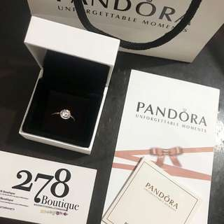 Pandora classic ring