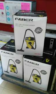 Faber VACUUM 20L (wet dry & blow)