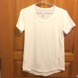 🚚 夏季百搭白色T恤