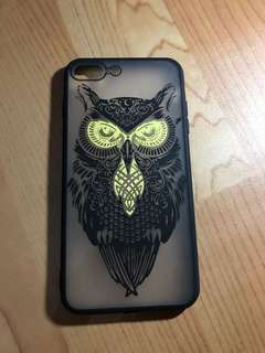 IPHONE 7 Plus Case - Owl