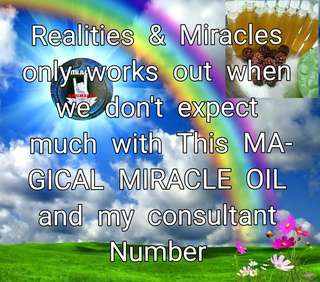 DOUBLE VICTORY for Customers.. Reliable MAGICAL MIRACLE OIL and my consultant number.. Do view all the posted ads