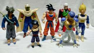 Dragon Balls Action Figure