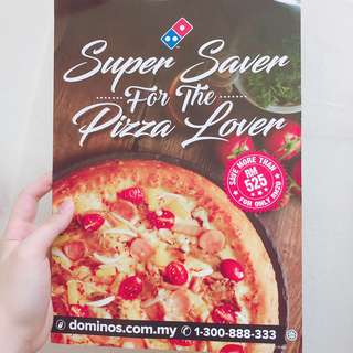 Dominos super saver coupons