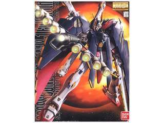 MG 1/100 Crossbone Gundam Full Cloth