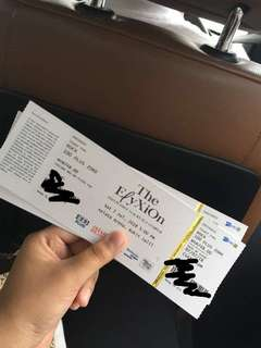 (wts) Elyxion in Malaysia EXO ticket