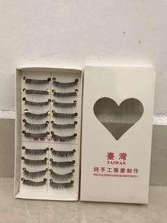 Fake Eyelashes (10pairs)