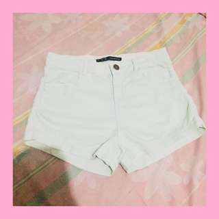 Zara Light Green Shorts 💕