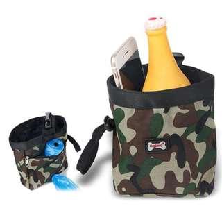 🚚 Treat Bag and Poop Bag Waist Pack